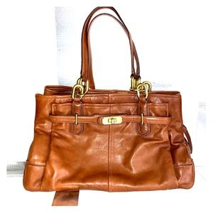Coach Vintage Style Everyday Purse